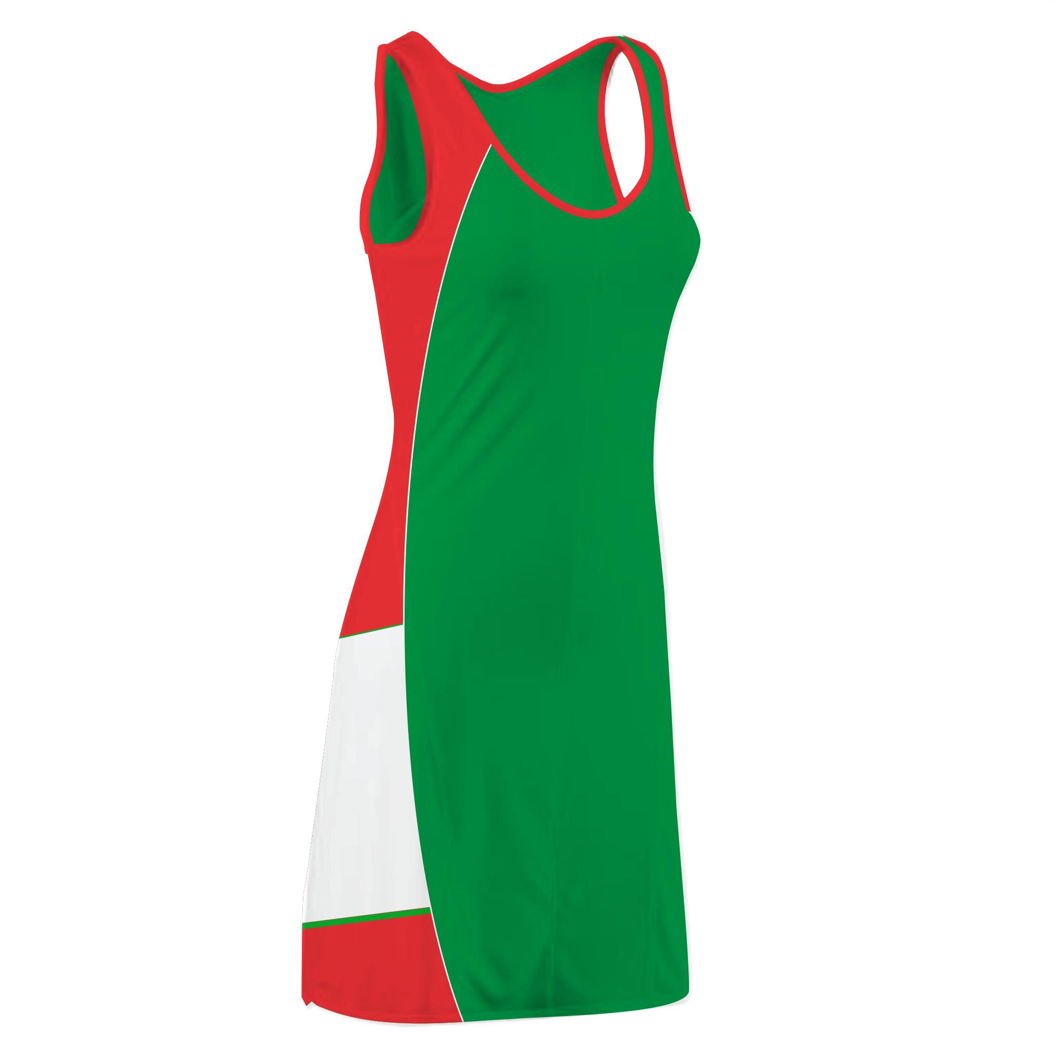 Panelled Zuco dress - Rochelle