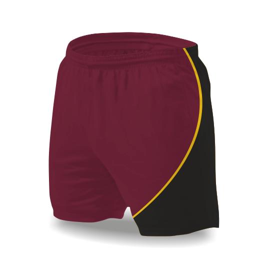 Panelled Zuco shorts - Bismark
