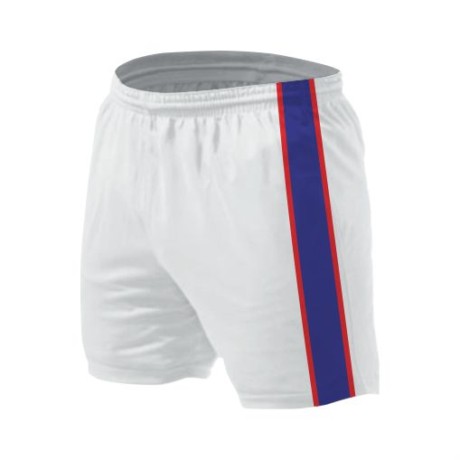 Panelled Zuco shorts - Bullet
