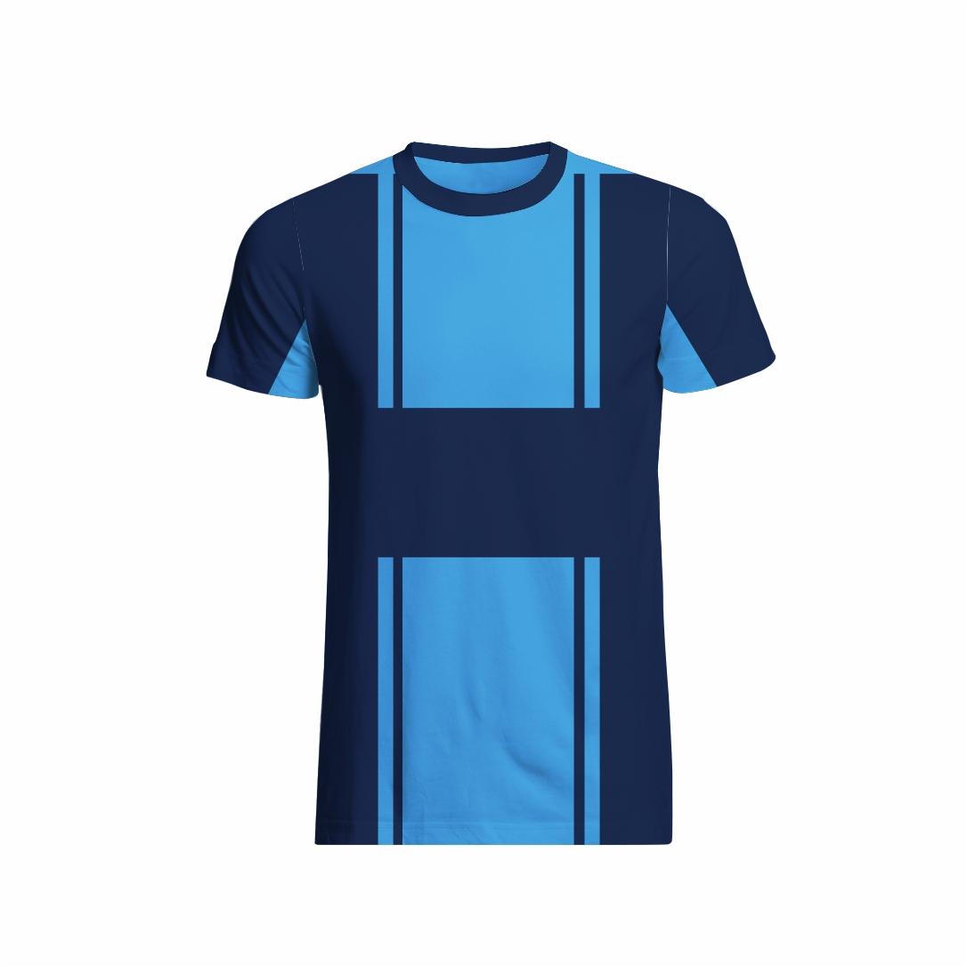 Sublimated - football shirt - Sergio