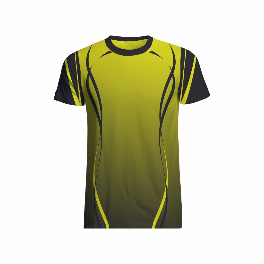 Sublimated - football shirt - Gerard