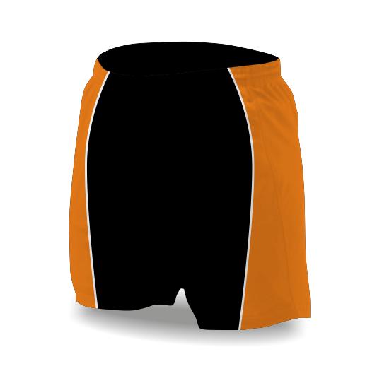Panelled Zuco shorts - Conrad