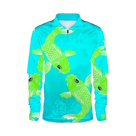 Sublimated - Fishing Shirt - Carp