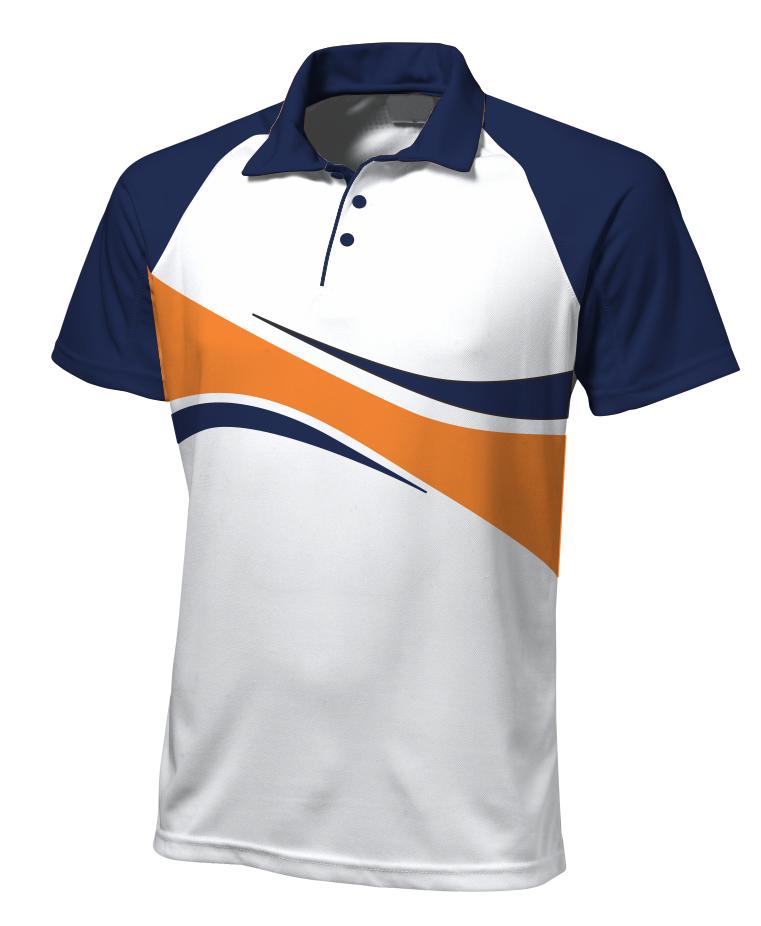 Sublimated Zuco golfer - Cruz