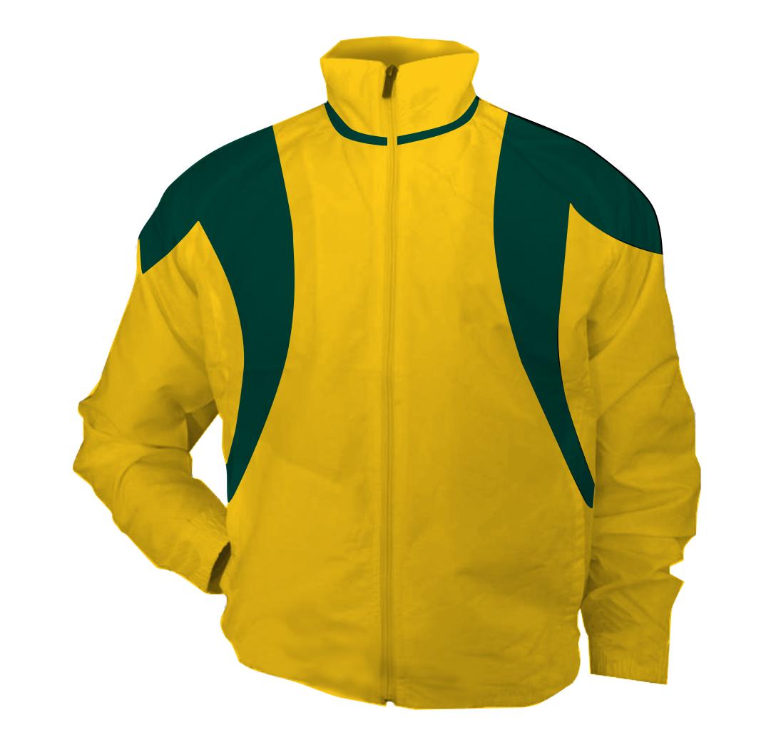 Panelled - bench jacket - Viper