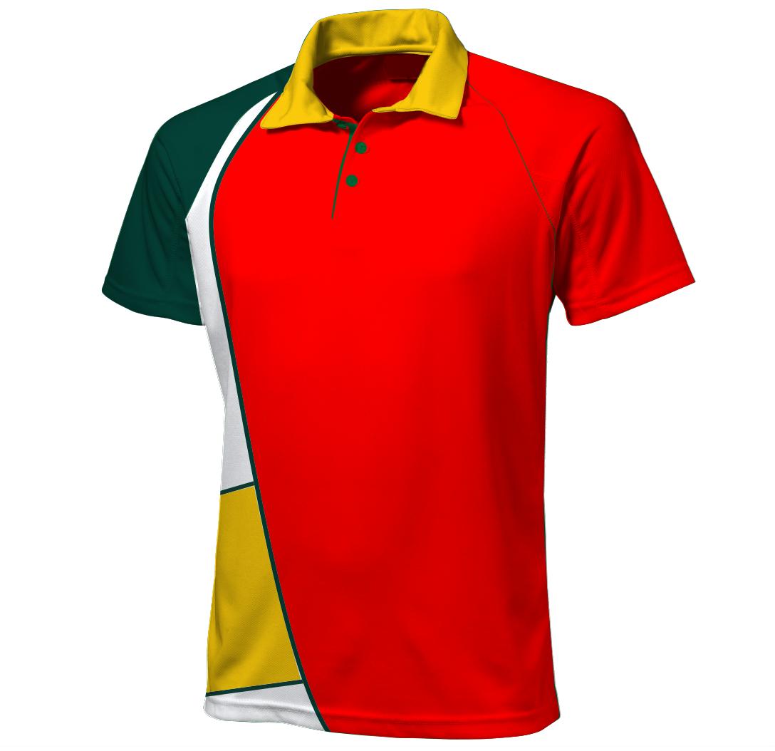 Panelled Zuco golfer - Onix