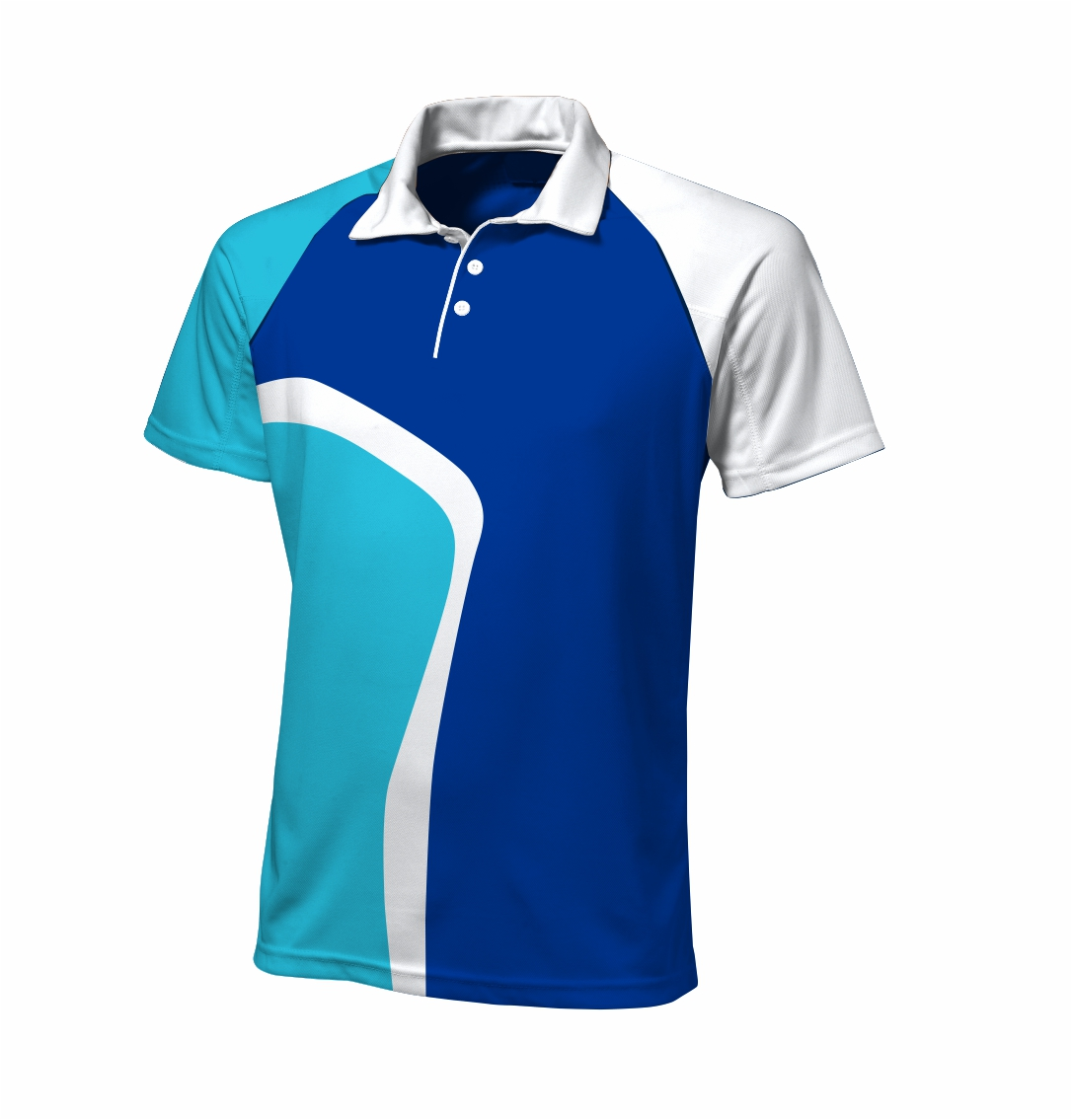 Sublimated - zuco golfer Shirt - Texas