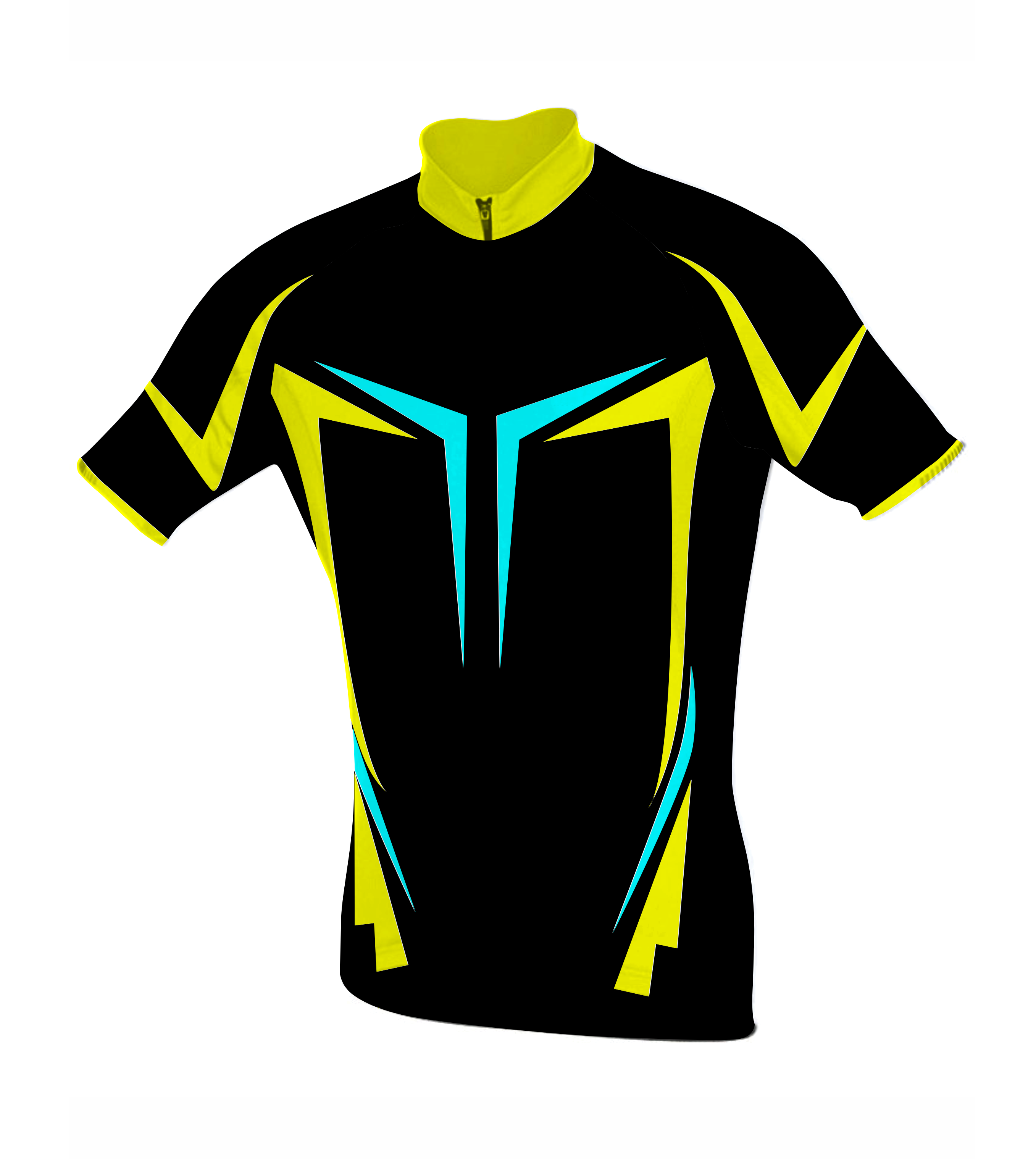 Sublimated Zuco Cycling Shirt - Sean
