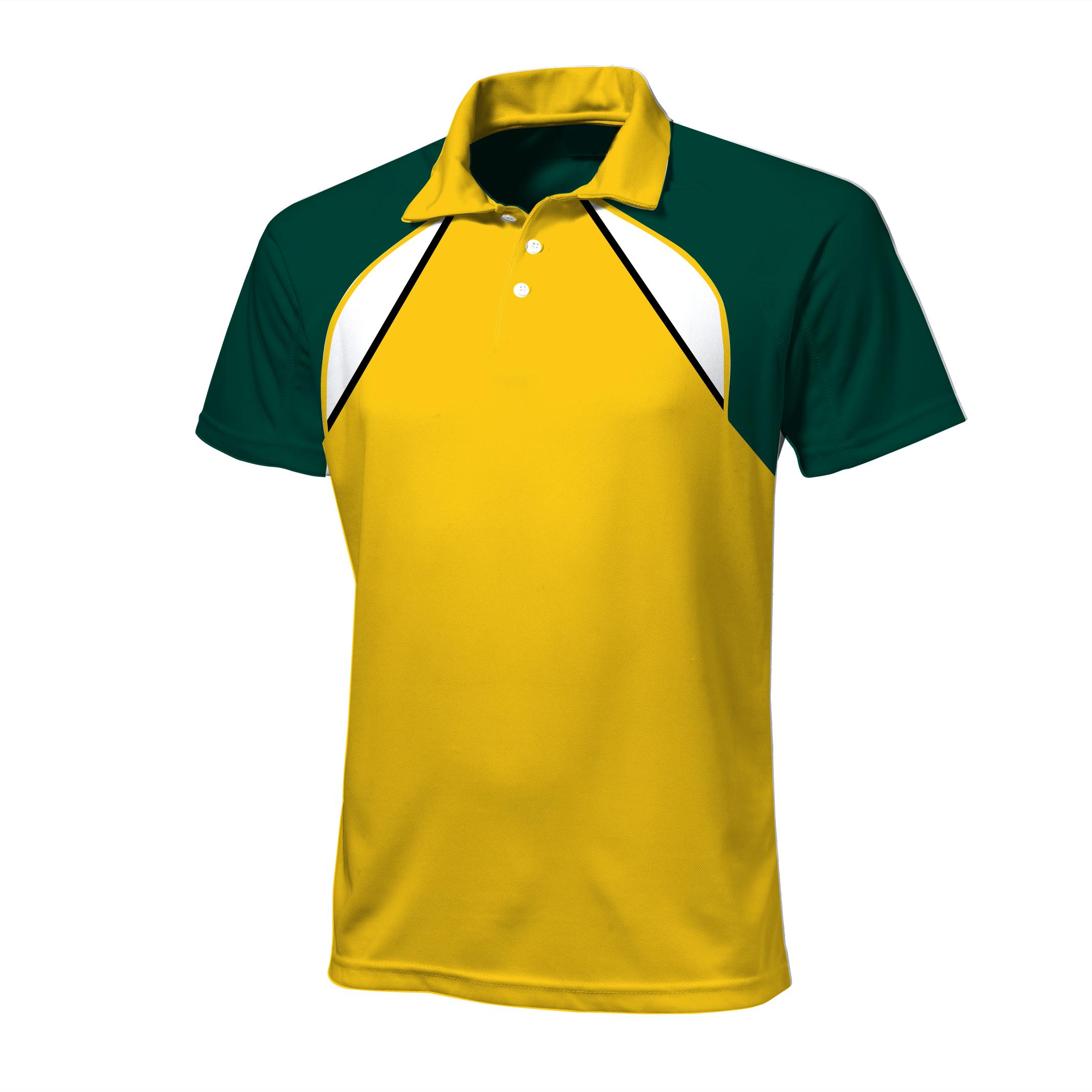 Panelled Zuco golfer - Mick