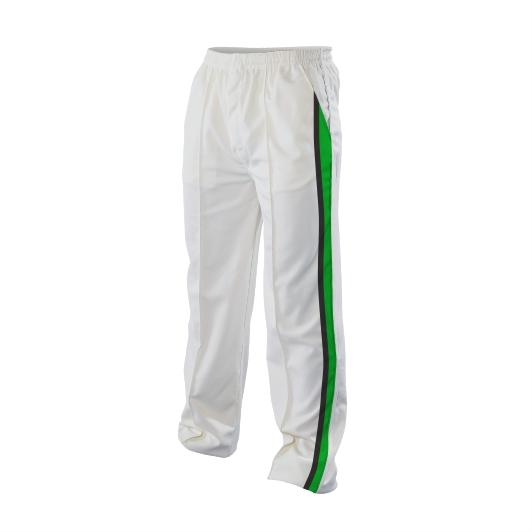 Panelled Zuco pants - Usman
