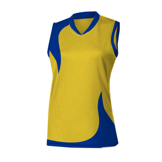 Sublimated womens VB shirt - Matt
