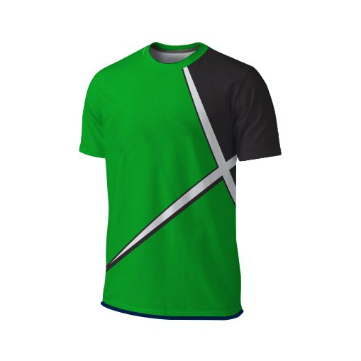 Sublimated Zuco T-Shirt - Tori