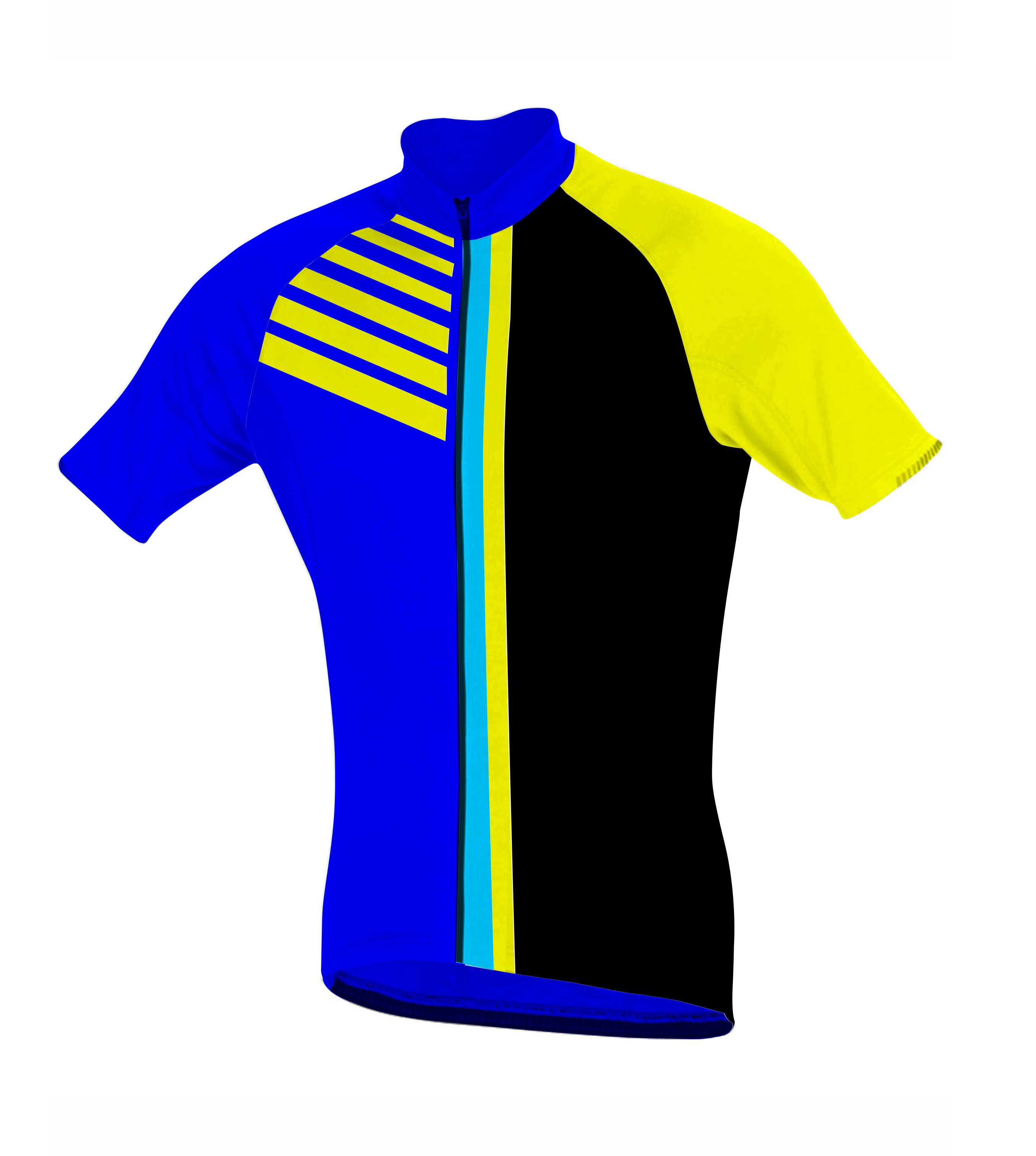 Sublimated Zuco Cycling Shirt - Coppi