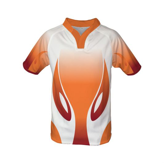 Sublimated Zuco Rugby Jersey - Cecil