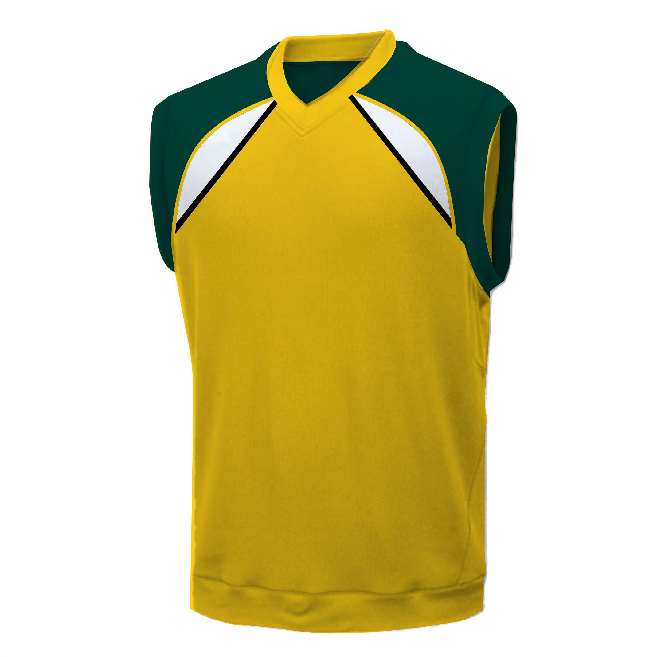 Panelled Zuco mens VB shirt - Mick