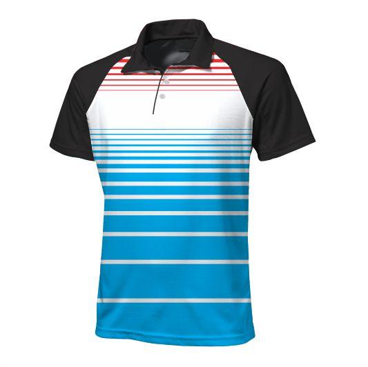 Sublimated Zuco golfer - Eagan