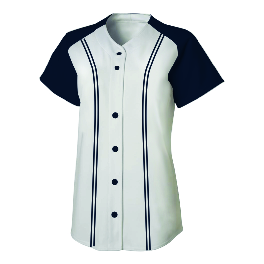 Panelled - Traditional Softball Shirt - Dallas