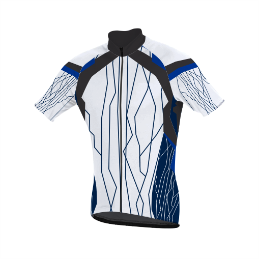 Sublimated Zuco Cycling Shirt - Zuco