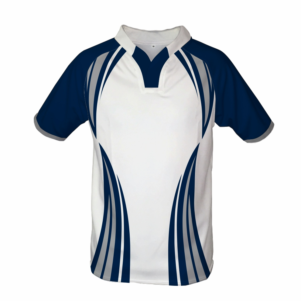Sublimated Zuco Rugby Jersey - Duane