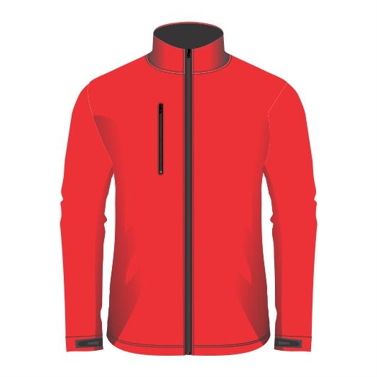 Panelled Zuco softshell jacket - Everest