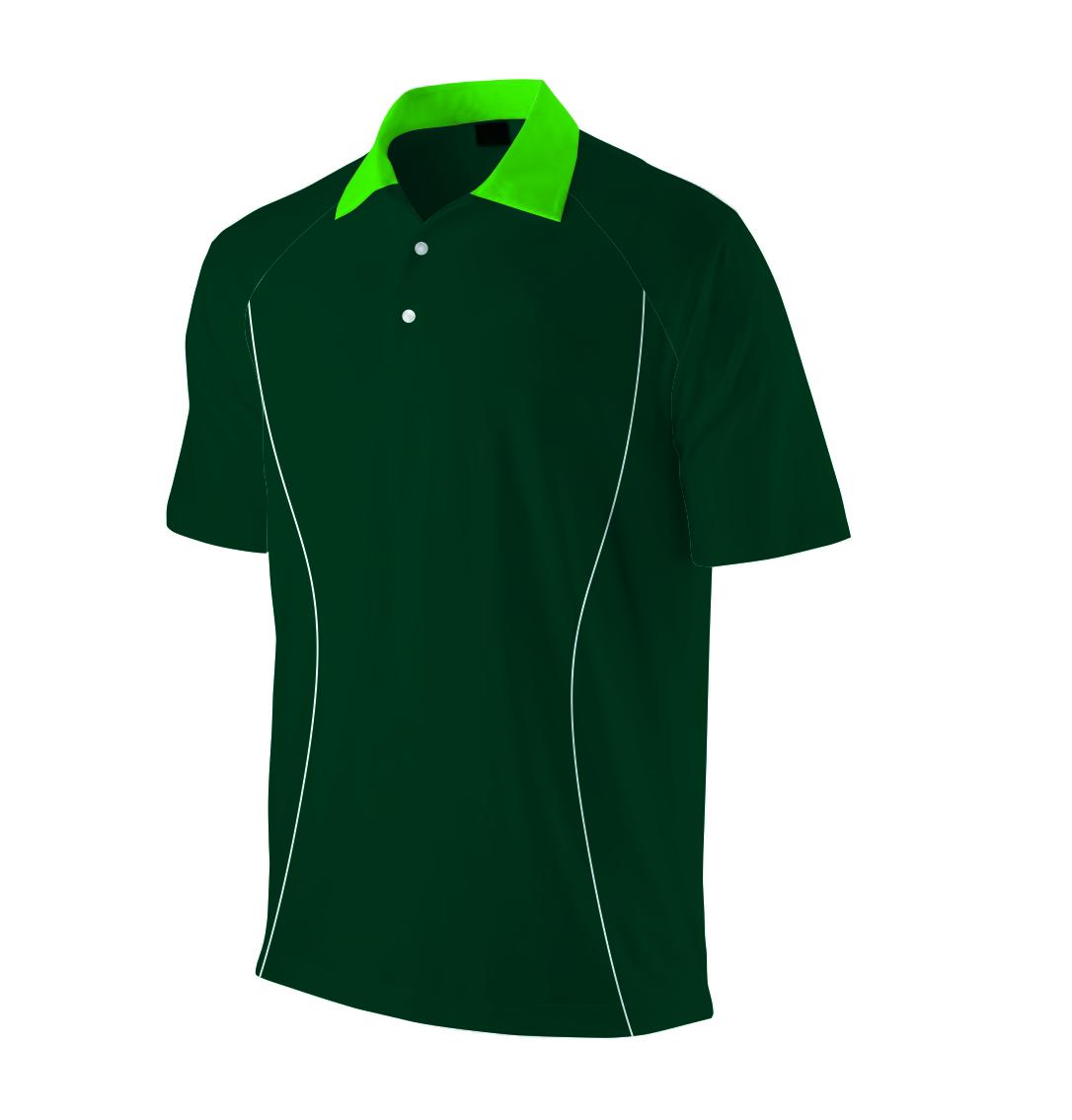 Panelled Zuco golfer - Ronnie
