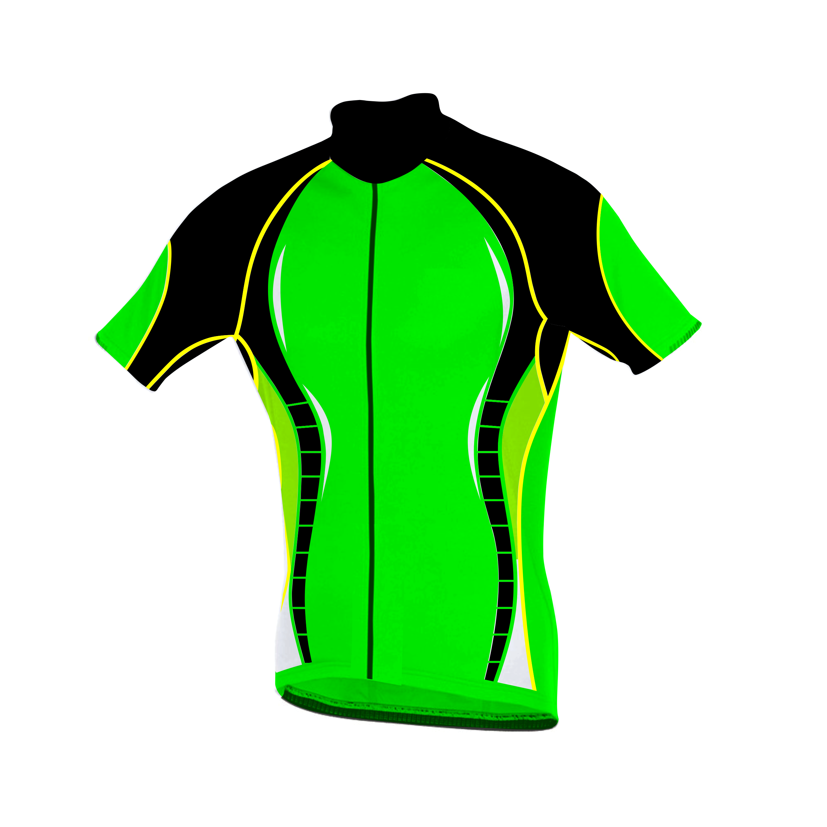 Sublimated Zuco Cycling Shirt - Greg