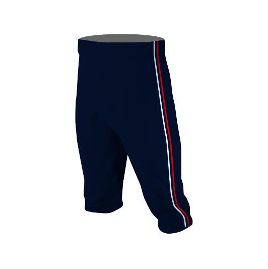 Panelled - Pants - Hannah