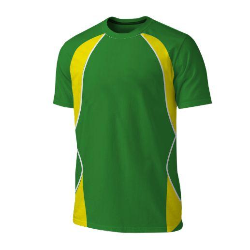 Panelled Zuco T-shirt - Rick
