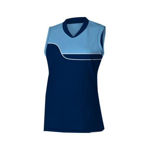 Panelled Zuco woman's VB shirt - Repo