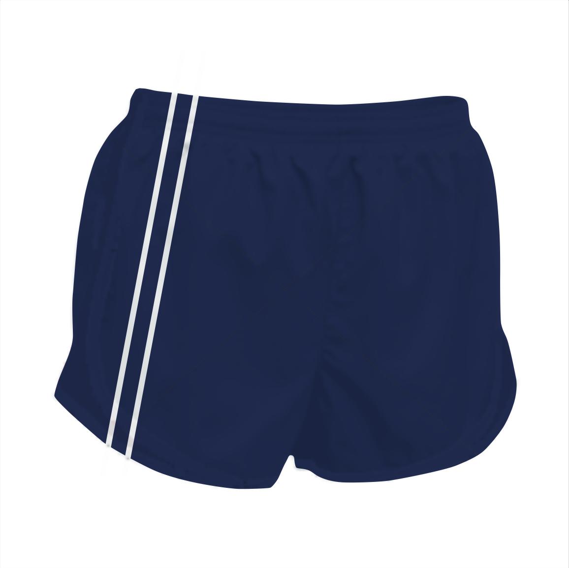 Panelled Zuco running shorts - Allyson