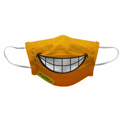 VIMBELA - Smile (pack of 100) R5998.00 excl VAT  - E-Mail your design to Rudik@xco.co.za should you wish to order.