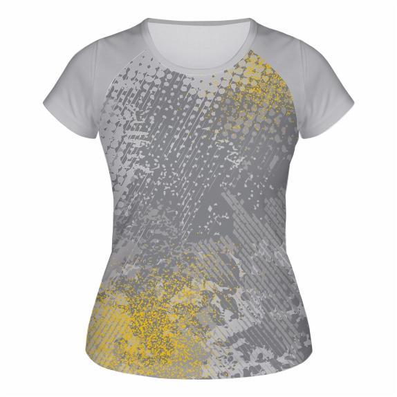T-Shirt Raglan Ladies - Core