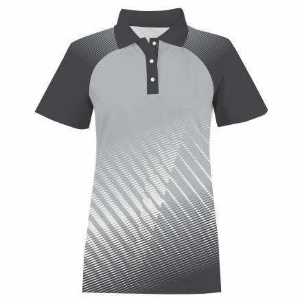 Golfer Raglan Ladies - DASH
