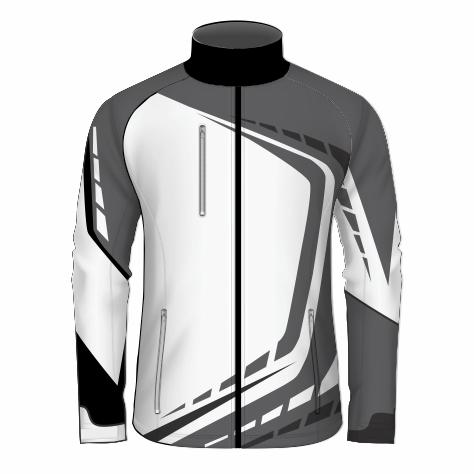 Softshell Jacket Raglan – WARP
