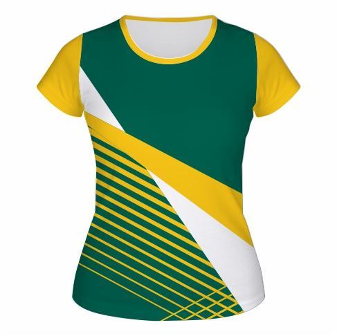 T-shirt Set-in Ladies - VISION