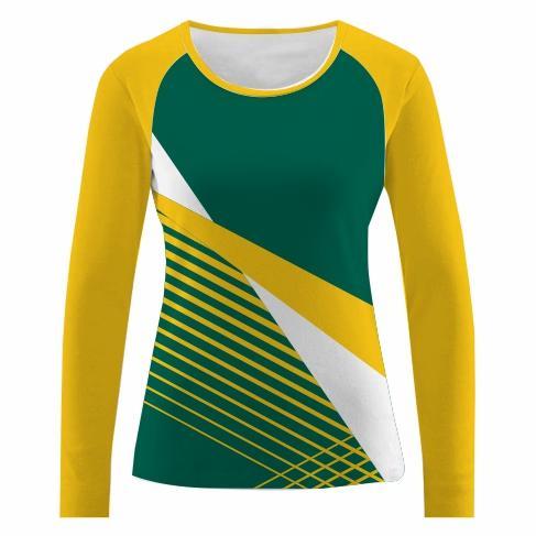 T-shirt L/S Raglan Ladies - VISION