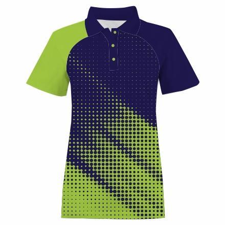 Golfer Raglan Ladies - ENERGY