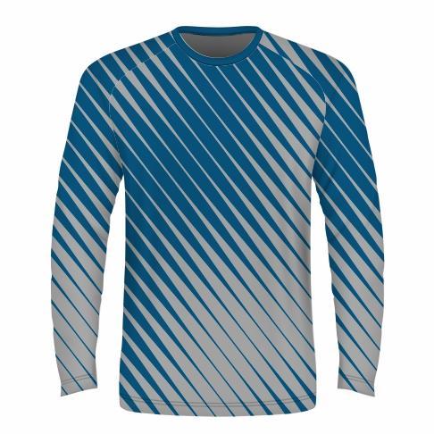 T-Shirt L/S Raglan Mens - SPEED