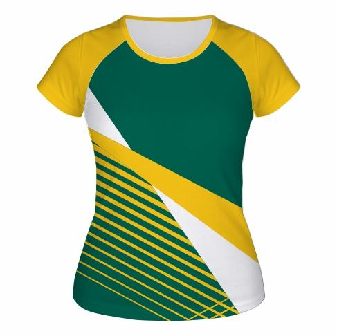 T-shirt Raglan Ladies - VISION