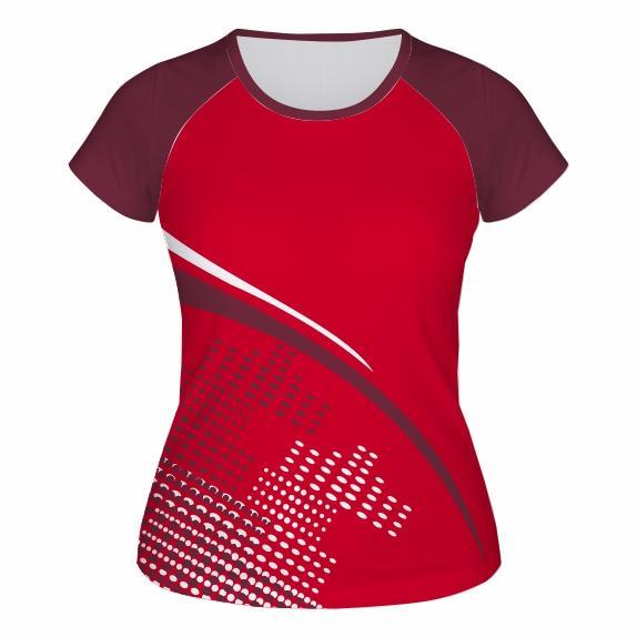 T-shirt Raglan Ladies - PACE