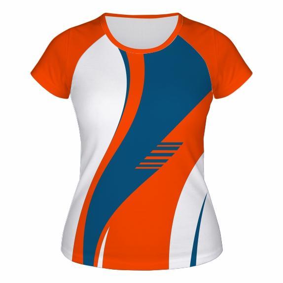 T-shirt Raglan Ladies – FLASH