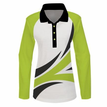 Golfer L/S Raglan Ladies – VELOCITY