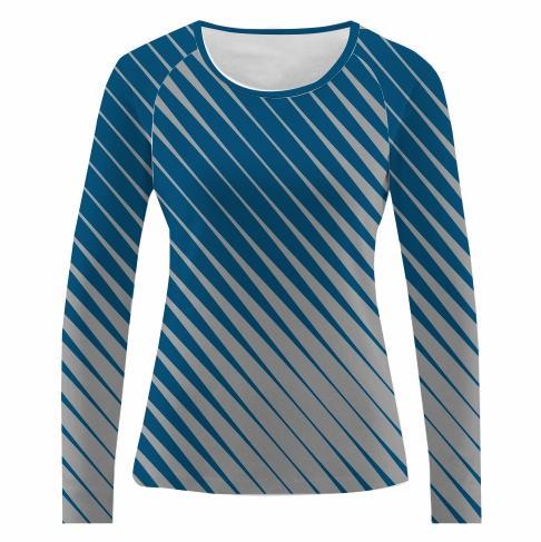 T-Shirt L/S Raglan Ladies - SPEED
