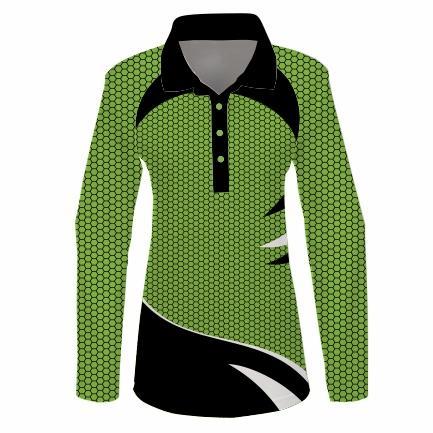 Golfer L/S Raglan Ladies – PERFORMANCE