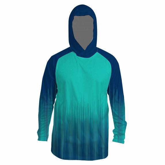 Fishing Shirt With Hood - EVOLVE