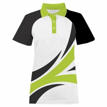 Golfer Raglan Ladies – VELOCITY