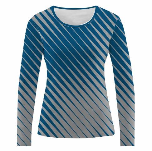 T-Shirt L/S Set-in Ladies - SPEED