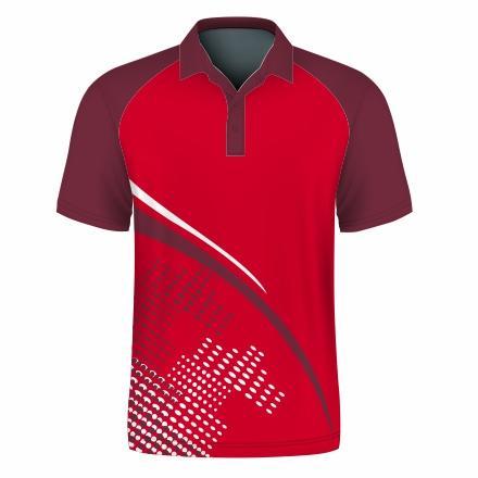 Golfer Raglan Mens - PACE