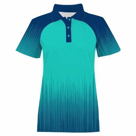 Golfer Raglan Ladies - EVOLVE