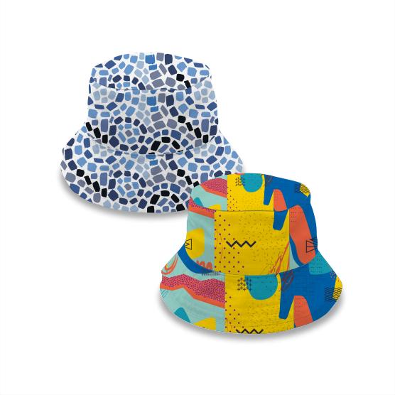 BUCKET HAT REVERSIBLE - Modern